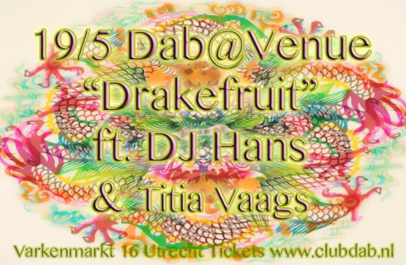 Drakefruit poster